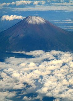 Mt.Fuji, Japan - on the bucket list