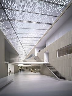 Troyes Business School Proposal / SCAU Architectes,© SCAU architectes. Architecte associé : SCP Peiffer Freycenon architectes. Perspecteur : RSI