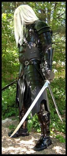 Drow Ranger Full Armor Set