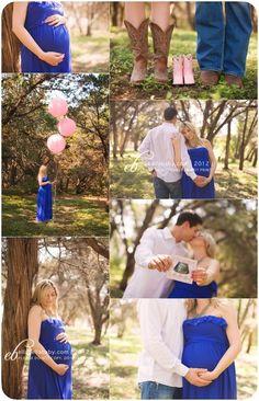I LOVE these maternity photo ideas, my fav. I've seen .