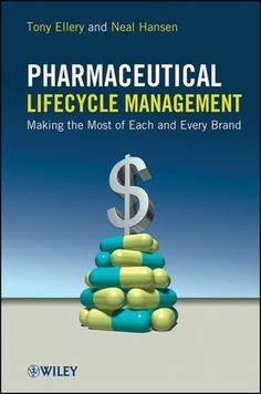 Pharmaceutical Lifecycle Management: Making the Most of Each and Every Brand, http://www.amazon.com/dp/0470487534/ref=cm_sw_r_pi_awdm_-Kt1vb164ZV5S