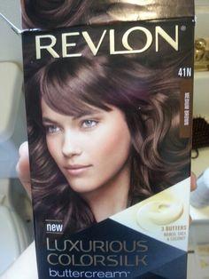 The Best do it yourself hair dye! #ButterCream leaves hair sypper soft