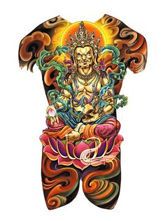 BuddhaTattoo Flash Designs. Top quality high resolution color design, with tattoo stencil outline for instant download. Get the body art you deserve. Many other designs. View at http://mickeymud.com/gallery/TATTOO-FLASH-DESIGNS/1/page1/DESIGNS/1/page1/