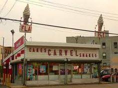 Carvel icecream shop