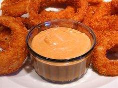 Red Robin Campfire sauce  http://www.recipesecrets.net/forums/recipe-exchange/26147-red-robin-onion-ring-ranch-bbq-dipping-sauce.html