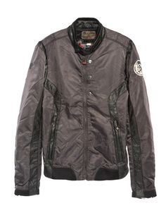 #Diesel #Ducati  CLUTCH  Garment dyed nylon with leather inserts