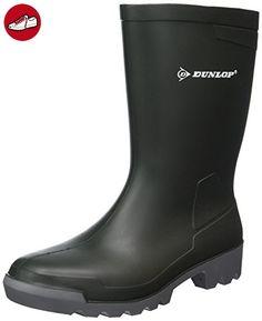 Dunlop D760933 Purofort+ GROEN 36, Unisex-Erwachsene Langschaft Gummistiefel, Grün (Grün(Groen) 08), 36 EU