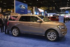 Ford presents their all-new 2018 Expedition SUV.