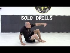 BJJ Solo Drills with Professor Phillip Wyman - YouTube