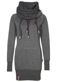 939cd1294893 Naketano - REREORDER II - Hoodie - grey Hoodies For Sale, Cool Hoodies, Grey