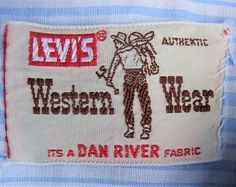 White with light blue dobby stripe. Big E. Vintage Levis, Vintage Sewing, Vintage Men, Vintage Clothing, Western Outfits, Western Shirts, Vintage Western Wear, Vintage Cowgirl, Cowgirl Style