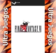 FINAL FANTASY VI (STEAM KEY) DIGITAL