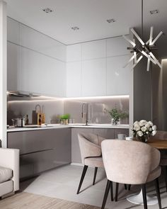 Minimalism Kitchen Deisn