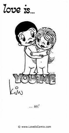 El amor es ... nosotros!