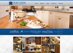 Archon Woodworks - New website Design by Redwood Valley Technical Solutions