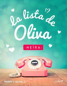 La lista de Oliva. Nueva portada!