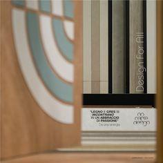 """(Foto) Porta bifacciali in legno con inserti di kerlite; con No Name Design rendi unici i tuoi ambienti; con il progetto """"Design For All"""" puoi personalizzare con lo stesso decoro pavimenti, porte, parquet, rivestimenti murali, soffitti, trasformando la tua casa i un'armonia di forme e colori. Scegli tra i numerosi decori e colori disponibili o proponici un tuo decoro speciale — presso Edil Crisci."""