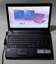 Acer Aspire 5742z 4685 Pew71 Laptop Excellent Cond Win 7 15 6 320gb Hd Dvd Laptop Acer Electronic Products