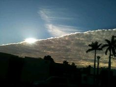 A beautiful afternoon at Hermosillo, Sonora Mexico....wow!