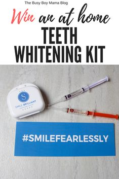 #sponsored #teethwhitening #giveaway