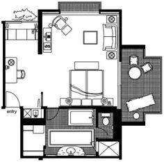 Halekulani Junior Suite 720 sqft