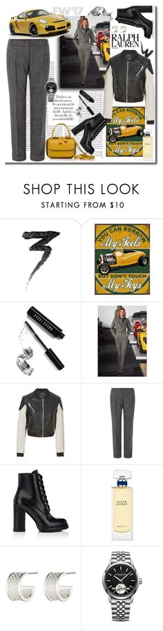 """My tools.... My toys"" by rinagern ❤ liked on Polyvore featuring Manic Panic NYC, Bobbi Brown Cosmetics, Ralph Lauren Black Label, Zara, Weekend Max Mara, Prada, Ralph Lauren, Ambra and Raymond Weil"