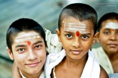 students of the vedas?