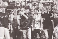 EXO Die Jungs
