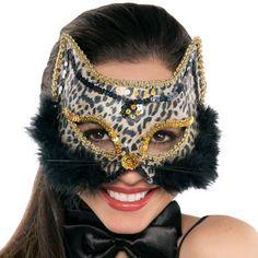 Marabou Leopard Cat Mask