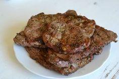 Nejlepší marinády nagrilování masa Tzatziki, No Cook Meals, Ham, Steak, Grilling, Recipies, Party, Food And Drink, Soup