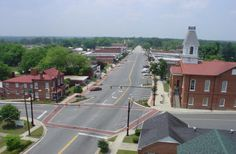 Chesterfield, SC just because I live here