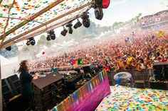 Tommy Trash @ Tomorrowland 2013