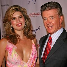 Alan Thicke Talks About Having Kids with His Wife, Tanya Callau, Who's 28 Years Younger