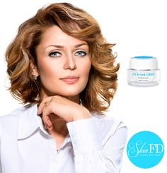 SkinFD's All-In-One Cream is a #rehydrating delight. Perfect for dry and bothered skin, this incredible solution uses the #moisturizing and skin #nourishing properties of #HyaluronicAcid, #VitaminE and a Copper Peptide Complex to balance moisture, stimulate cell growth and #rejuvenate your skin on a daily basis. Visit us: http://skinfd.com/?attachment_id=411