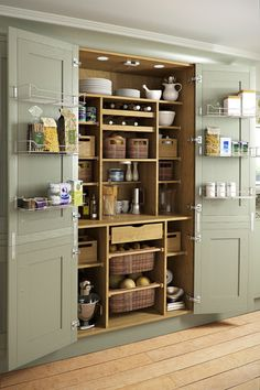 Traditional Kitchen by Holme Design-well designed pantry