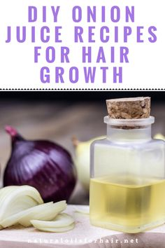 Is onion juice good for hair growth is one of the questions I researched and tested before this article and the answer is yes! Onion juice does help with hair growth but it works even better when you combine it with. Onion Oil For Hair, Onion Juice For Hair, Juice For Skin, Hair Oil, Hair Regrowth Shampoo, Natural Hair Regrowth, Natural Hair Loss Treatment, Natural Hair Styles, Hair Treatments