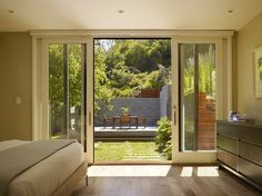 French Door Security Design Ideas, Pictures, Remodel and Decor