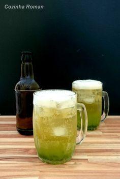 Mojito, o drink cubano com cara de verão, acompanhado de cerveja, a bebida basicona de todo fim de semana. Pronto: drink leve e diferente