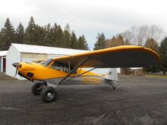 Adventure is endless is this 2010 Carbon Cub Factory built, this aircraft flies great, has 330 TT since new, and all annuals performed by original selling dealer. Cubs, Planes, Buddha, Aircraft, Statue, Adventure, The Originals, Building, Airplanes