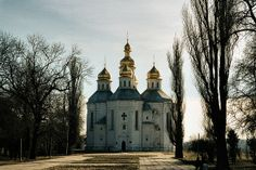 St. Katherine's Church in Cherniv, Ukraine