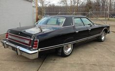 General Motors Cars, Ford Ltd, Old Cars, Motor Car, Classic Cars, Automobile, Passion, Big, Cars