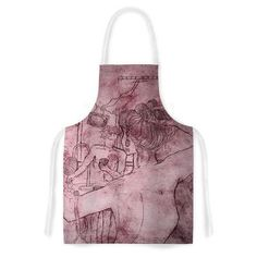 East Urban Home Magic Tricks by Theresa Giolzetti Drawing Artistic Apron