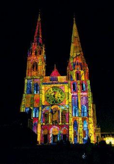 Chartres Illuminated