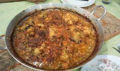 Cozinha Tradicional Caiçara: A Saborosíssima Caldeirada de Caranha - Receita Pa...