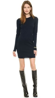 Theory Staple Siya Cashmere Dress