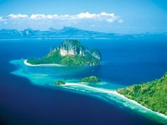 ko lanta, thailand... if we were staying a month...