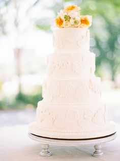 Romantic Rose Garden Wedding   By JoPhoto   Bridal Musings Wedding Blog