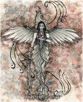 Tattoo :: Angel by StefaniaRusso