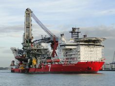 Subsea 7's Seven Borealis Nominated for Ship of the Year