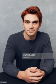 Actor KJ Apa from CW's 'Riverdale' poses for a portrait during Comic-Con 2017 at Hard Rock Hotel San Diego on July 22, 2017 in San Diego, California